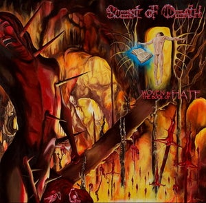"Image of Scent Of Death ""Woven in the Book of Hate"" Cd 2005"