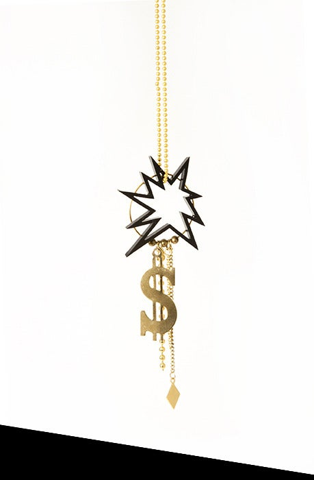 Image of Superstar Need-a-Dollar Necklace