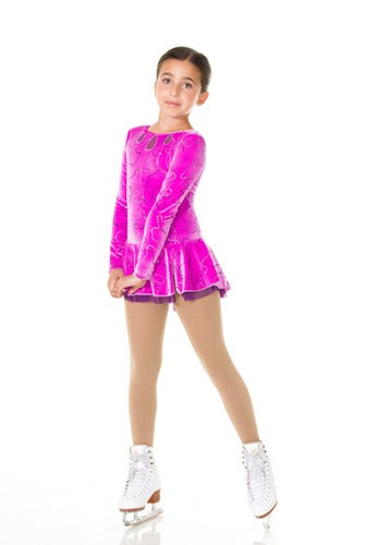 Image of Skate Dress with Teardrops