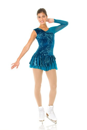 Image of Tie Dye Skate Dress
