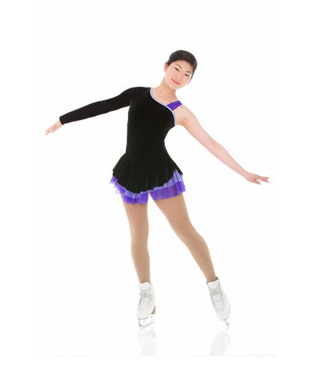 Image of Skate Dress - One Sleeve