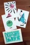 Image of Postcards From Life Adventure Pack - Original Artworks