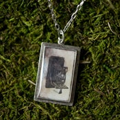 Image of Vintage Camera Necklace