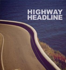 Image of Highway Headline EP (CD)