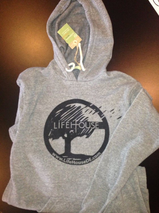 Image of LifeHouse Gray Hoodie