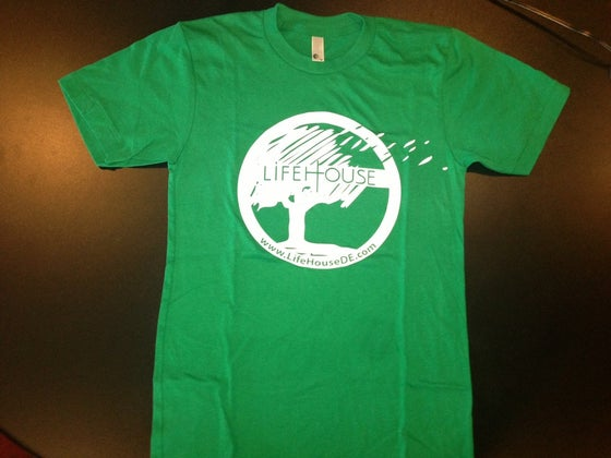 Image of LifeHouse Green T-Shirt