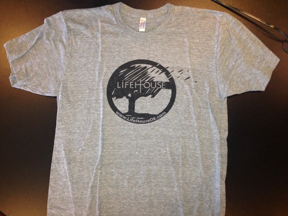 Image of LifeHouse Gray T-Shirt