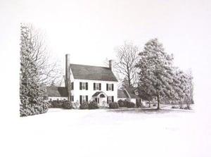 Image of Prints of Chatham Hall