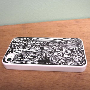 Image of Find Your Path Phone Case