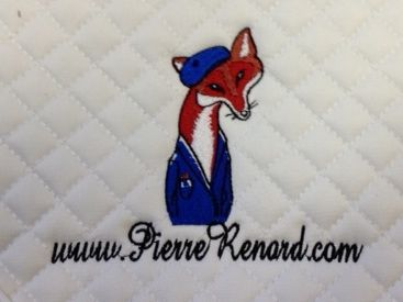 "Image of The ""C'est Moi, Pierre"" Saddle Pad"