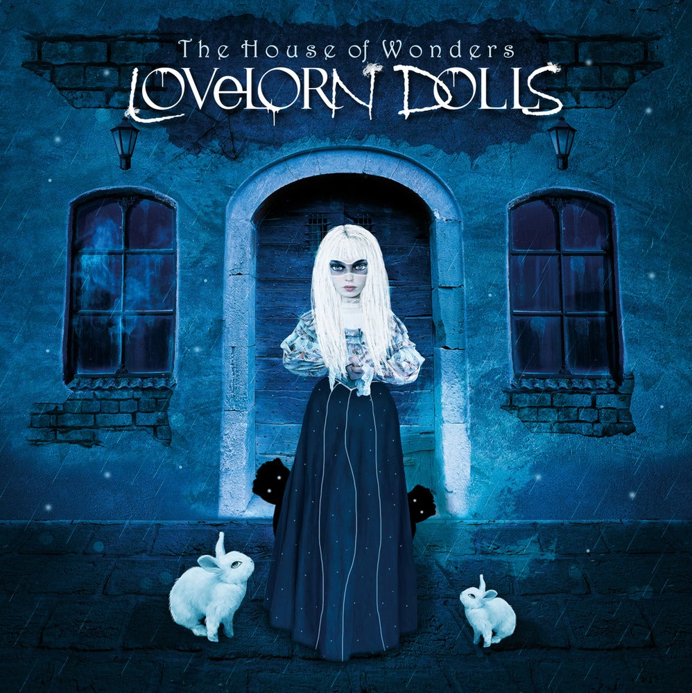 "Image of LOVELORN DOLLS ""The House Of Wonders"" 1 CD"