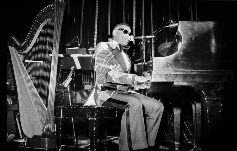 Image of Ray Charles: 1970's