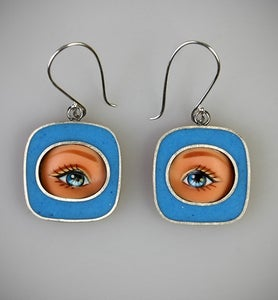 Image of Margaux Lange Barbie Earings