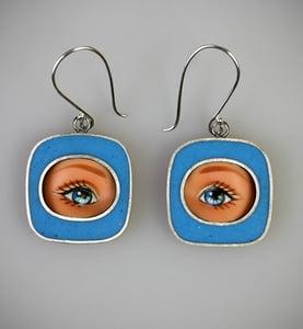 Image of Margaux Lange Barbie Earings