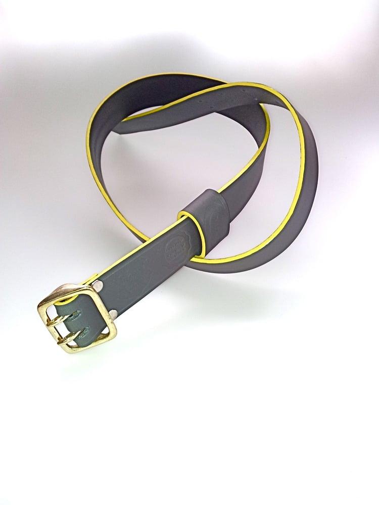 Image of Count / Slate Grey / Yellow Edge