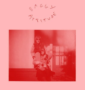 "Image of  BAGGY ATTITUDE  <br />  7"" FLEXIDISC  of CHRIS KNOX (TOY LOVE / TALL DWARVES) covers"