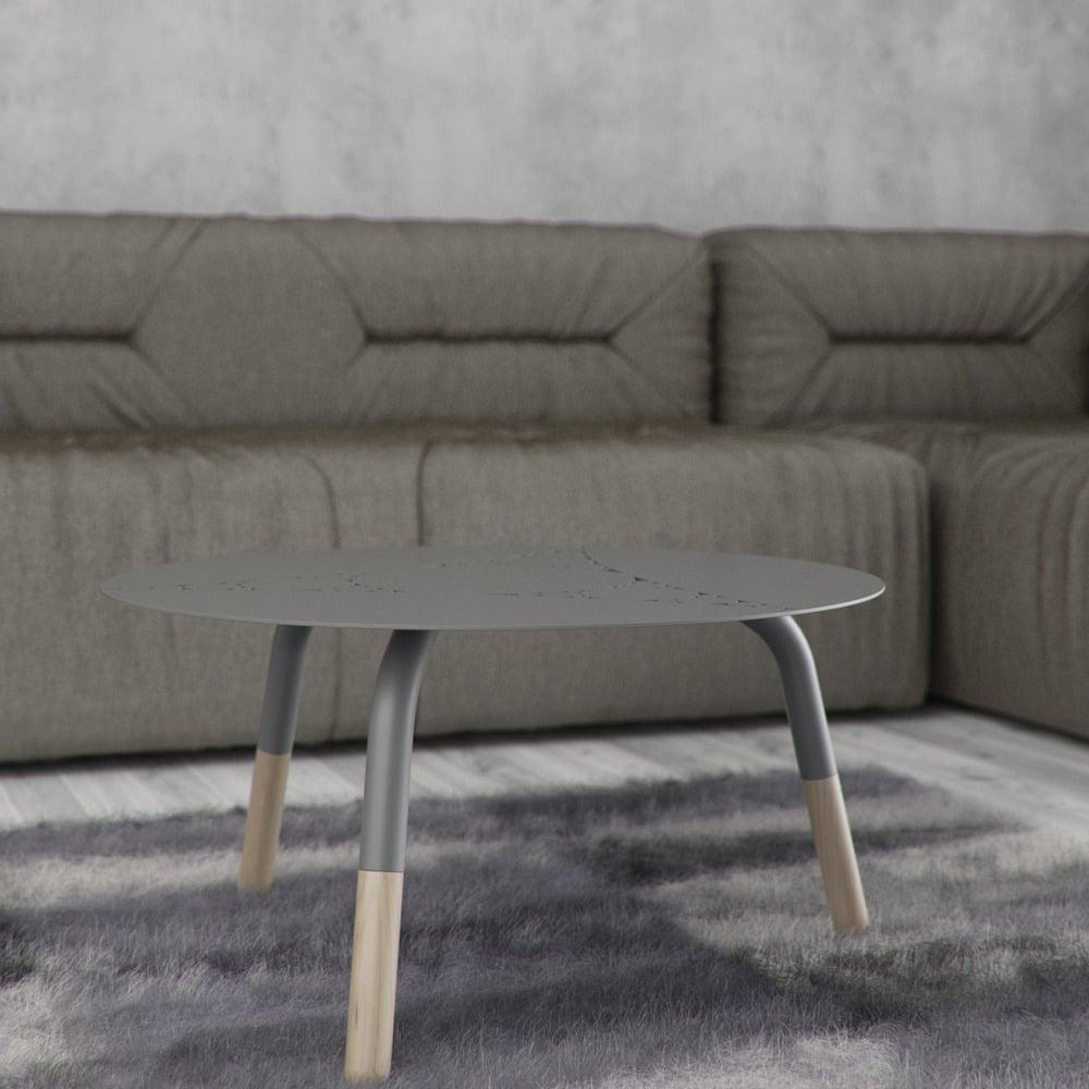Image of Fractal grey