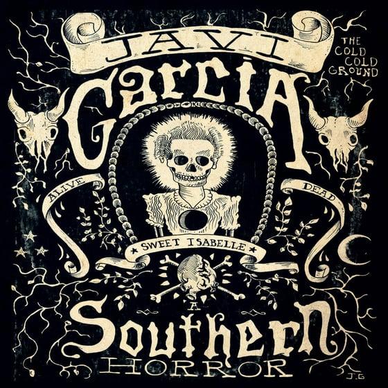 Image of Javi Garcia <br /> A Southern Horror<br /> Vinyl LP