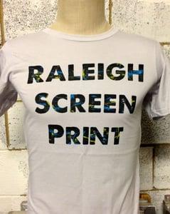 Image of Raleigh Screen Print T-Shirt