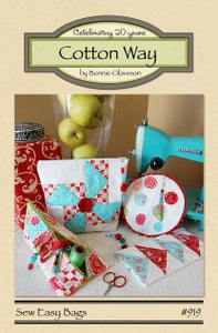 Image of Sew Easy Bag PDF Pattern - #919