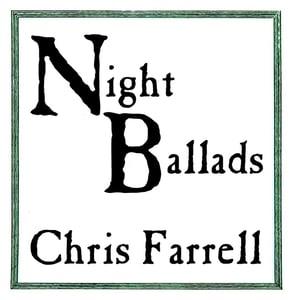 "Image of Chris Farrell - ""Night Ballads"" - Vinyl LP"