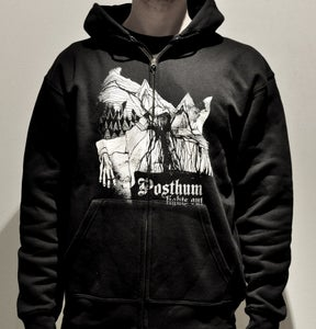 Image of Lights Out Zip-Hood SOLD OUT