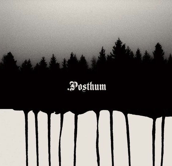 "Image of "".Posthum"" cd"