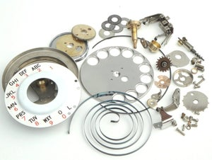 Image of Dial Service and Repair - GPO No.10, 12 or 21