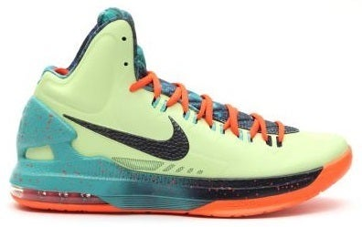 "Image of Nike Air Zoom KD V ""Extraterrestrial"""