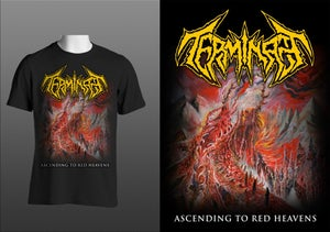 Image of Ascending to Red Heavens T-Shirt