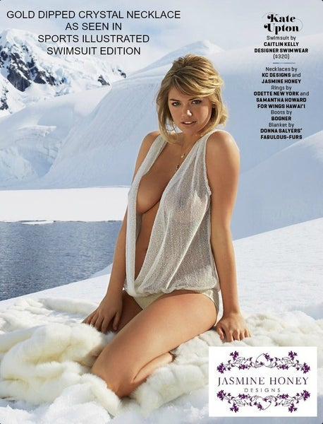 Image of KATE as seen on KATE UPTON in SI Swimsuit Edition