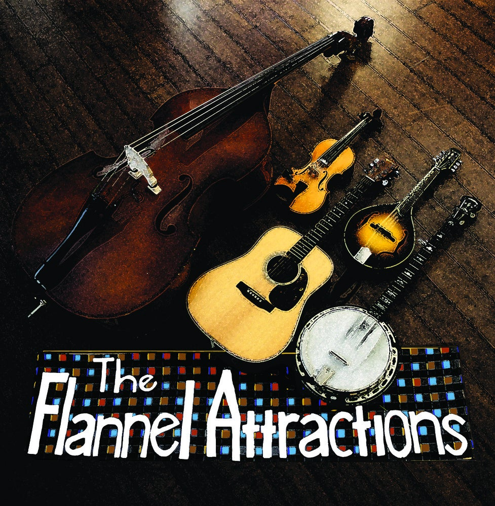 Image of The Flannel Attractions EP