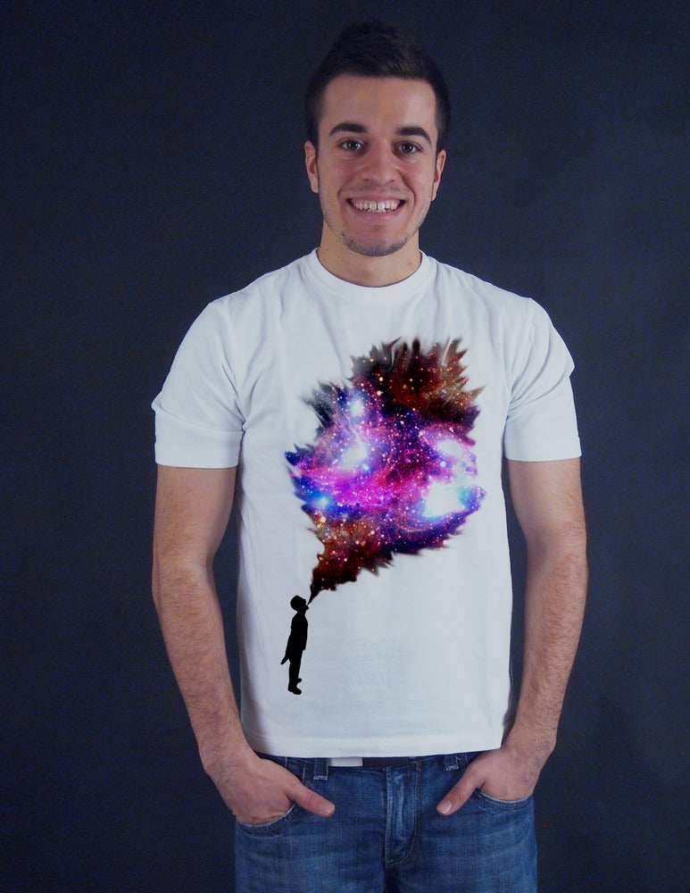 Image of Inspired Galaxy Tee-Shirt