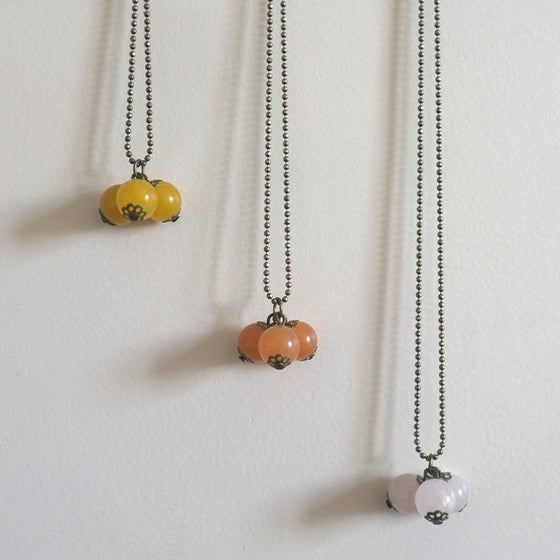 Image of SAUTOIR - perles (3 variantes)