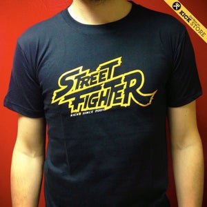 Image of STREET FIGHTER // T-SHIRT