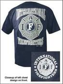 Image of IAFF Logo Shirt