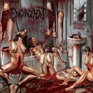 Image of Excruciating Intestinal Lacerations CD