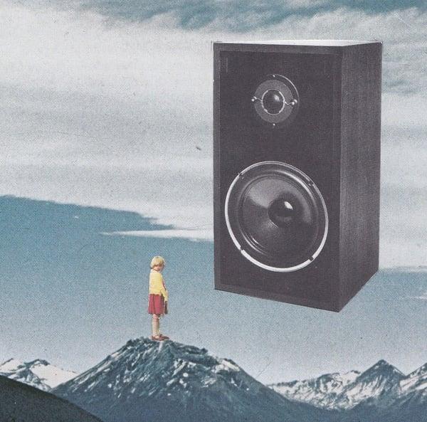Image of Speaker in the Sky