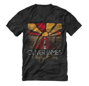 """Image of Oliver James """"Sunset"""" Tee"""