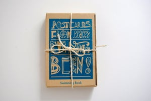 Image of NEW! Postcards from Places I've never Been
