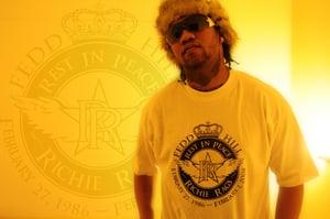Image of Richie Rags Memorial tee