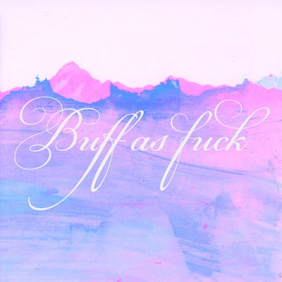 Image of Buff as Fuck (CD)