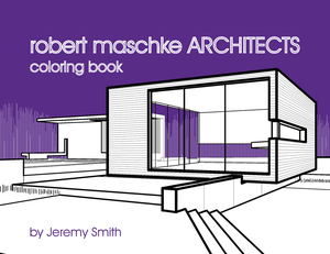 Image of Robert Maschke Architects Coloring Book