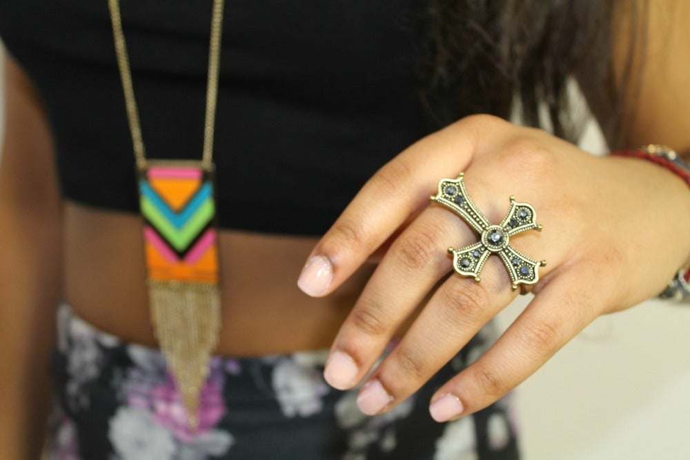 Image of Cross Rings