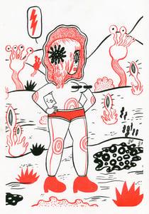 Image of Bimba Print 3