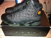 Image of Air Jordan Retro 13 XIII Altitude Size 14 - Concord Bred Nike All Star Area 72