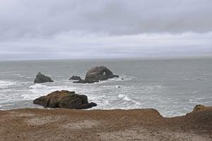 Image of Staring At The Sea, San Francisco, 2012