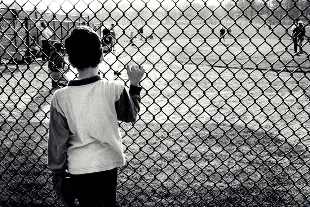 Image of Baseball Season, Brooklyn, New York 1995