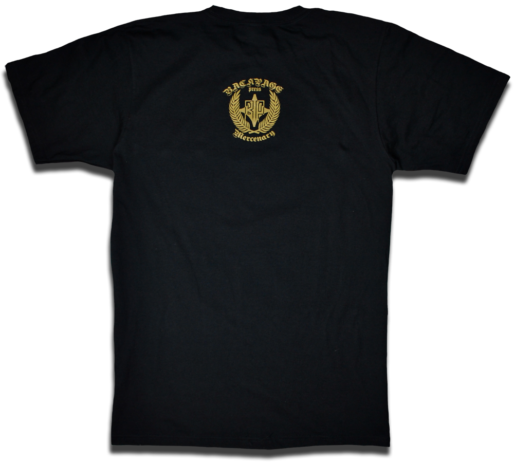 "Image of ""Independent Contractor"" tee by Backpage Press"