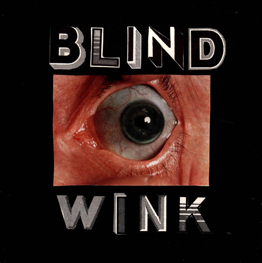 "Image of ""THE BLIND WINK"" LP"